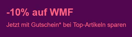 10 Prozent auf WMF   eBay