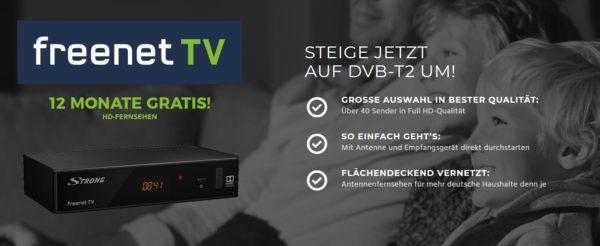 Tipp Bis Zu 10 Monate Freenet Tv Eff Gratis Ggf Receiver