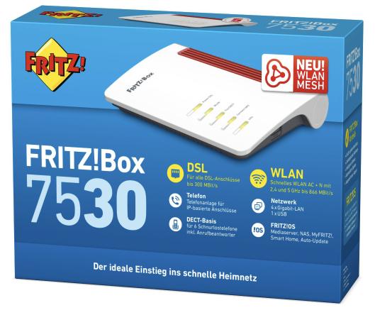 AVM FRITZBox 7530 bei notebooksbilliger.de