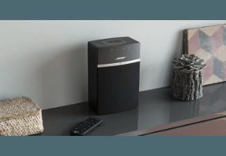 BOSE SoundTouch 10 Streaming Lautsprecher App steuerbar Bluetooth 802.11 b g n Schwarz