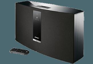 BOSE SoundTouch 30 III Streaming Lautsprecher App steuerbar Bluetooth 802.11 b g n Schwarz