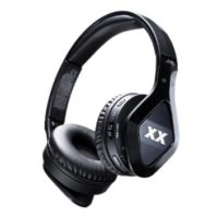 JVC XX for Club sound HA SBT200X E Headset Full Size drahtlos Bluetooth NFC Schwarz