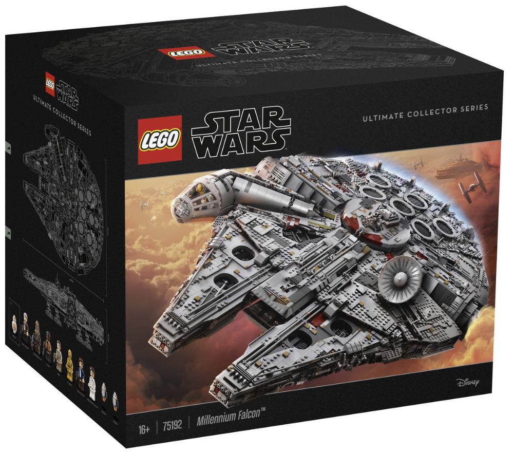 LEGO Star Wars Millennium Falcon 75192 Galeria Kaufhof