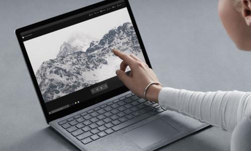 Microsoft Surface Laptop 256GB SSD 8GB RAM