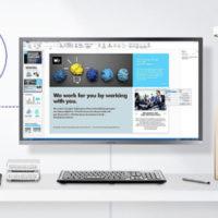 Samsung U32H850 Monitor 4K