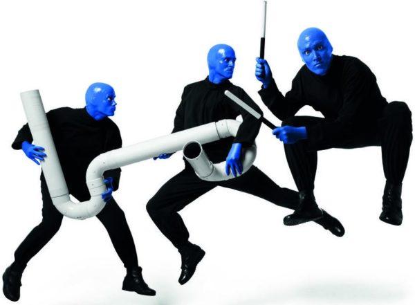Watado Musicals Blue Man Group