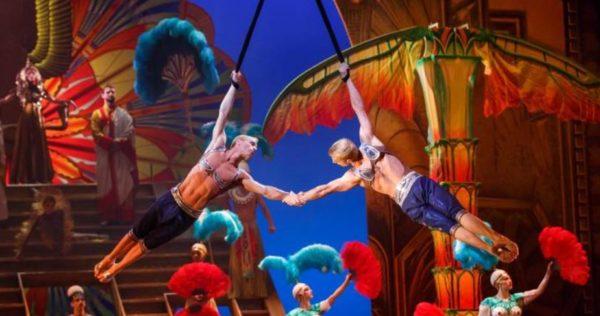 Watado Musicals Cirque Du Soleil Paramour
