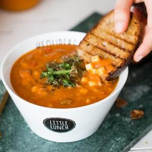 🎁 Little Lunch: 18 versch. Suppen & Eintöpfe für eff. nur 1,74€ pro Glas