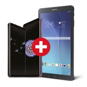 Samsung Galaxy S9 / S9+ kaufen & Galaxy Tab E geschenkt bekommen