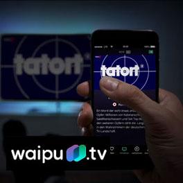 [TOP] 3 Monate waipu.tv (IPTV Streaming) für nur 9,99€ testen (statt 30€)