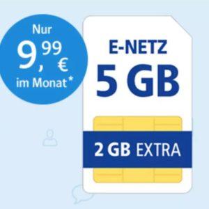 o2: 1&1 Allnet-Tarif mit 5GB LTE für nur 9,99€ im Monat (via GMX / Web.de)