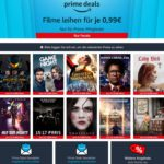 Amazon Prime Freitagskino – 10 Filme in HD für je nur 99 Cent ausleihen z.B. Game Night, Greatest Showman oder Pacific Rim Uprising u.v.m.