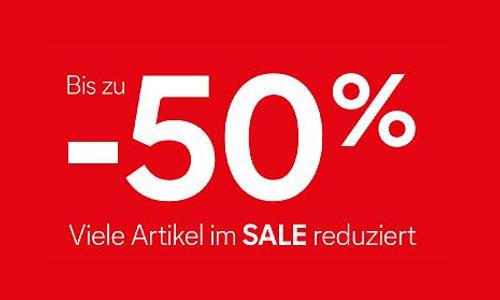 C und A Sale mit bis zu 50 Prozent Rabatt 1