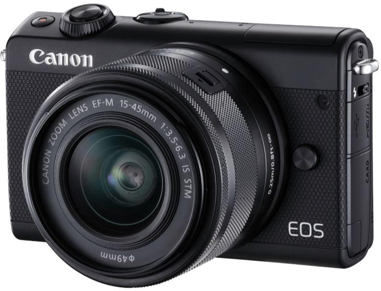 Canon EOS M100 Kit Systemkamera
