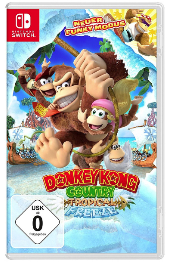 Donkey Kong Country Tropical Freeze Switch Preisvergleich CHECK24