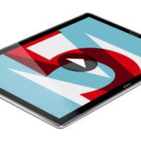 HUAWEI MediaPad M5 Tablet mit 10.8 Zoll 32 GB 4 GB RAM Android 8.0 Oreo EMUI 8.0 Space Grey 1