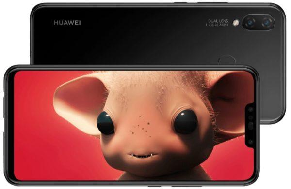 HUAWEI P smart plus Smartphone