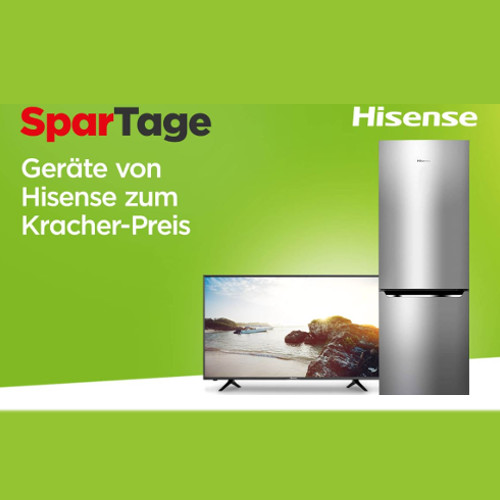 Hisense SparTage AO de 1