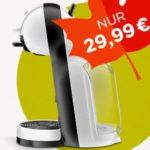 Nescafe Dolce Gusto Kapselkaffeemaschinen nur 29,99€ (Circolo oder Melody)