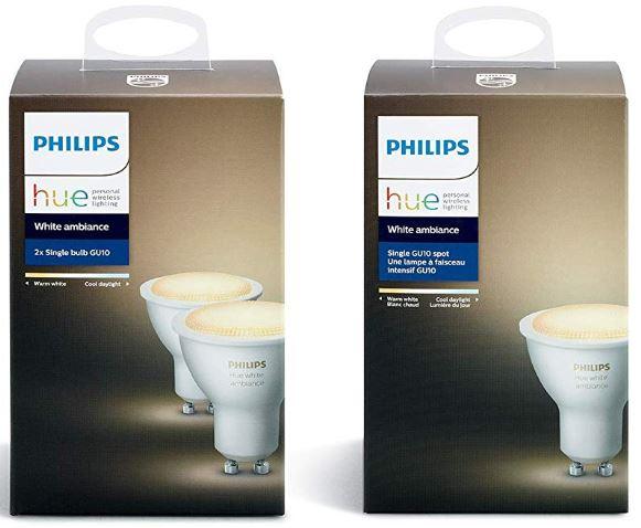 Philips Hue Lampen reduziert 3
