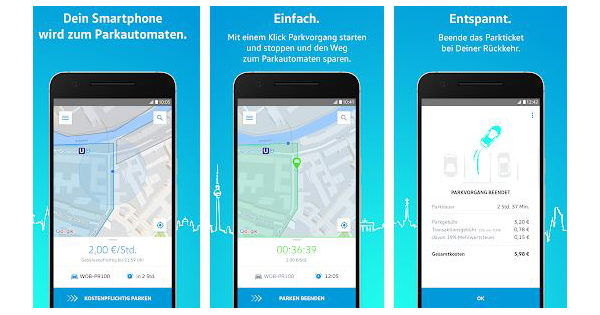 We Park App