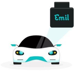 EMIL KFZ-Versicherung: Abrechnung via Kilometer (für Wenigfahrer)
