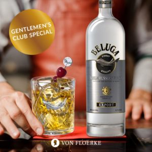 [TOP] Versch. Spirituosen 🥂 im Angebot, z.B. 3x Beluga Noble Vodka (je 0.7 L)