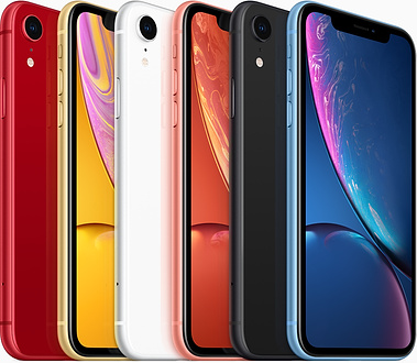iphone xr select 201809