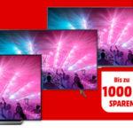 "Tipp: Viele UltraHD TVs bei MediaMarkt, z.B. LG 65"" UHD OLED-TV"