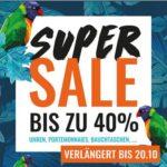 Paprcuts: Supersale mit bis zu 40% Rabatt
