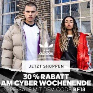 👟 Adidas: 30% Gutschein + keine VSK, z.B. die Adidas Tubular Sneaker