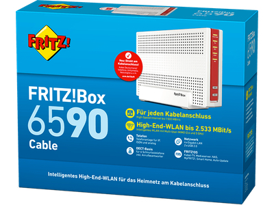 AVM FRITZBox 6590 Cable