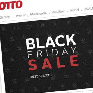 Otto Black Friday Angebote, z.B. der JBL GO Lautsprecher für 14€
