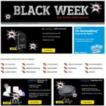 Start der Black Week bei Conrad
