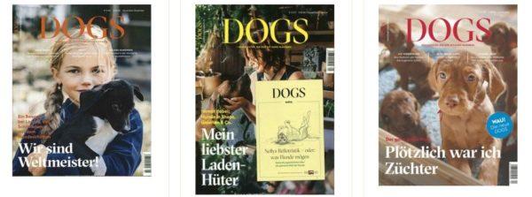 Dogs Jahresabo 6 Ausgaben 1