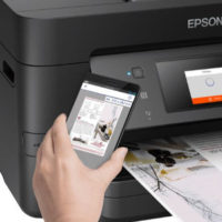 EPSON WorkForce Pro WF 4725DWF 4 in 1 Tinten Multifunktionsdrucker