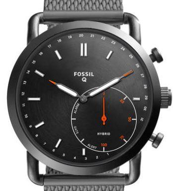 FOSSIL Q Smartwatch Herrenuhr FTW1161 Hybriduhr