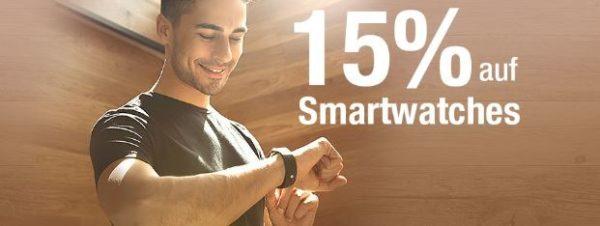 Galeria Kaufhof 15 Prozent auf Smartwatches