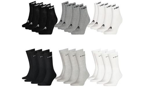 Head Socken 18 Paar