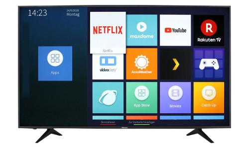 Hisense H65AE6030 4K Smart TV 1
