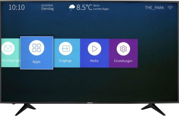 Hisense H65AE6030 4K Smart TV