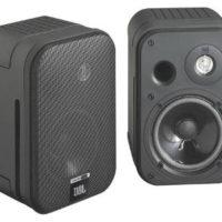 JBL Passiver Monitor Lautsprecher 10 cm 4 Zoll JBL Control 1 50 W 1 Paar