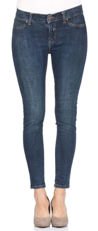 LTB Damen Jeans Lonia Super Skinny Fit Blau Nila Undameged Wash kaufen JEANS DIRECT.DE
