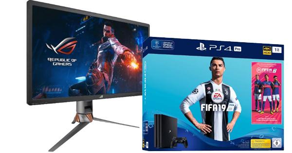 Monitor PS 4