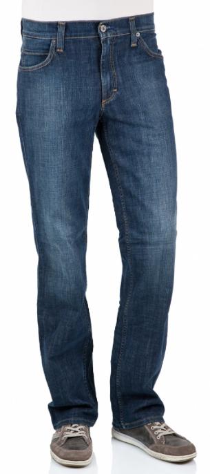 Mustang Jeans Tramper Stretch Slim Fit Old Brushed online kaufen JEANS DIRECT.DE