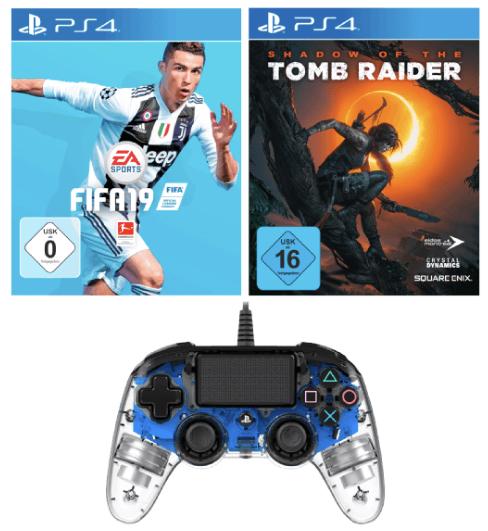 Nacon Controller 2 Spiele PlayStation 4  MediaMarkt