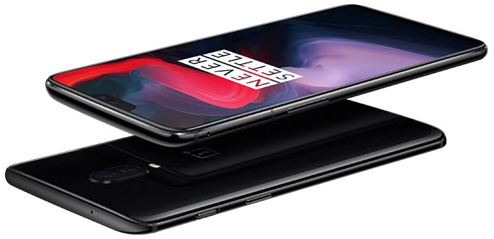 OnePlus 6 A6000 4G Phablet 459.99 Free ShippingGearBest.com