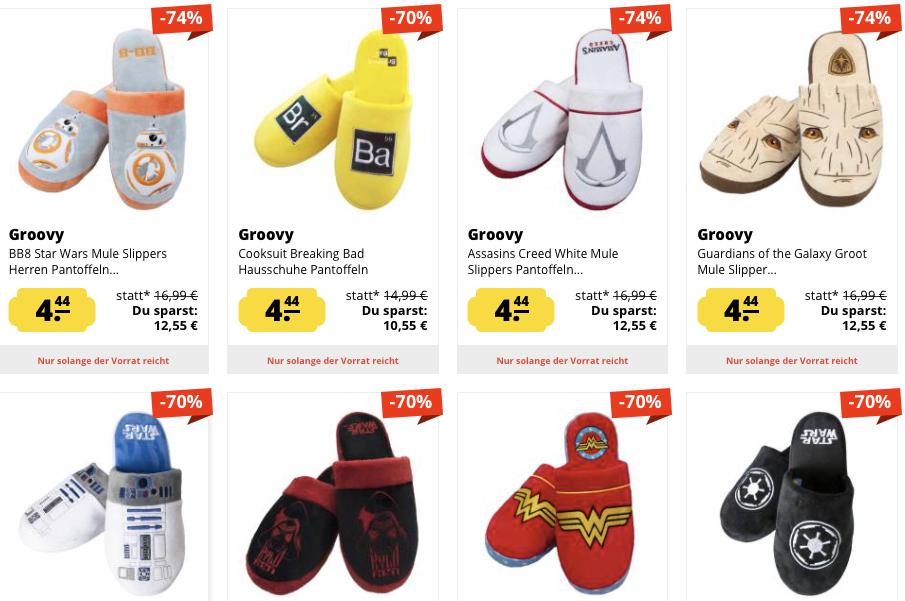 Pantoffeln X Mas Sale Aktionen SportSpar