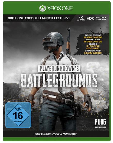 PlayerUnknowns Battleground v1.0 Xbox One  MediaMarkt