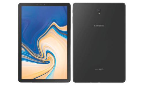 SAMSUNG Tablet Galaxy Tab S4 WiFi Schwarz
